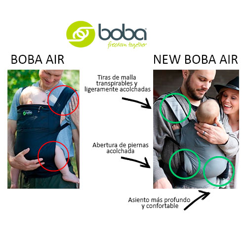 Boba Air vs. New Boba Air