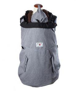 Cobertor de porteo 4 season deluxe flex postura ranita portabebés