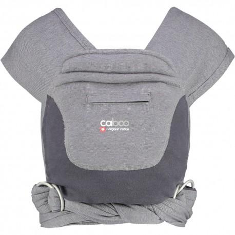 Caboo Carrier Organic Drizzle Postura Ranita